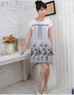 Korean Cotton Anti-Allergy Anti-Bacterial Maternity Clothing