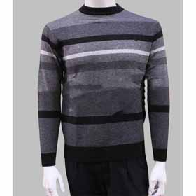 Men's O-Neck Knitted Long Sleeve Winter Anti-Shrink Sweaters