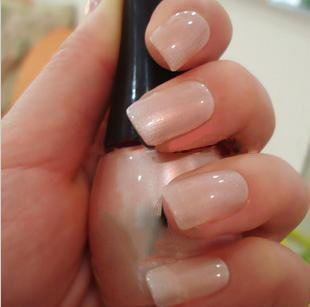 Korea Brand Color Avirulent Insipidity Natural Nail Polish