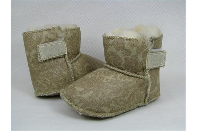 Baby Classic Sheepskin Confortable Soft Warm Snow Boots