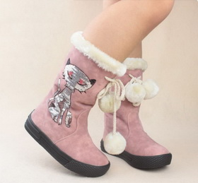 Freeze-Proof Popular Comfortable Baby Snow Boots