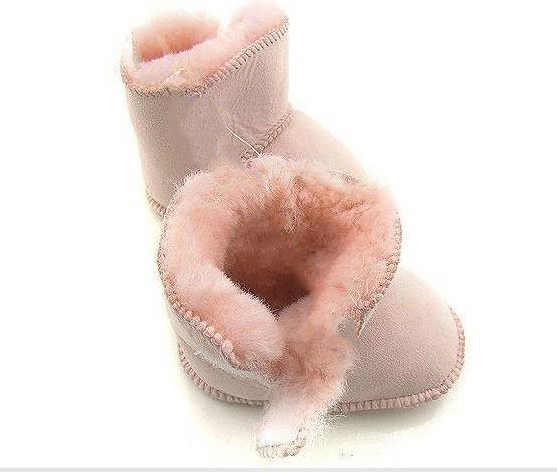 Baby Wool Soft Winter Warm Snow Boots