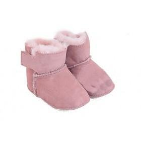 Pink Sheep Wool Soft Waterproof Baby Boots