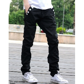 Men's Spring Trousers & Pants The Non-mainstream Style Trousers Leisure Fashion Pants