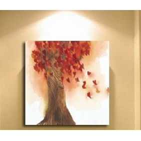 Frameless Modern Home Decorative Abstract Oil Painting