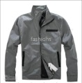 Men's Cool Zipper Collar Jackets Coat