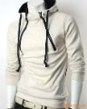 High Collar Breathable Eco-Friendly Quick Dry Slim Men's Canvas