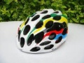 Multicolour Helmet for Bike Lover COSI 39 Holes Cycling Helmet