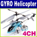 Completely Stable with LED Flashing Lights Remote Control Micro Mini Helicopter