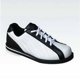 Men's Lace-Up Non-slip Comfortable Soft Mesh Bowling Shoes