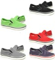 Man Canvas Five-colours Rubber Sole Recreational Shoes
