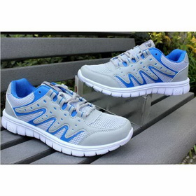 Men's Fashion Design Mesh Breathable Tennis Shoes