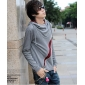 Men's Spring Clothing Long-sleeved T-shirt Leisure Fashionable Tops