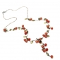 Girl Retro Sweet Cherry Cute Necklaces